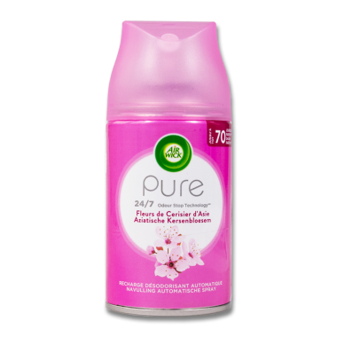 Air Wick Freshmatic Pure Kirschblütenzauber, 250 ml